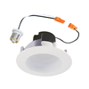 Halo 65-Watt Equivalent White LED Recessed Retrofit Downlight (Fits Housing Diameter: 4-in)