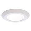 Halo 60-Watt Equivalent White LED Recessed Retrofit Downlight (Fits Housing Diameter: 6-In)