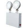All-Pro AP Series Red Incandescent Hardwired Emergency Light