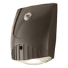 All-Pro 18-Watt Bronze LED Dusk-To-Dawn Security Light