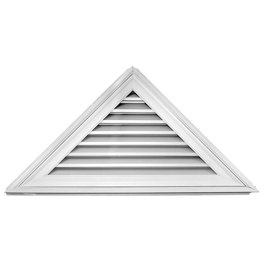 Shop Builders Edge Gable Vent at Lowes.com