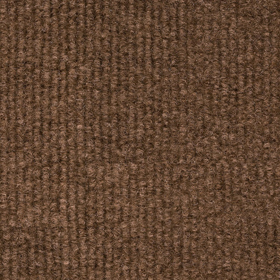 Shop 18 in x 18 in restoration brown indoor outdoor carpet for Indoor out door carpet