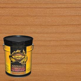Cabot Australian Timber Oil 5-Gallon Semi-Transparent Exterior Stain