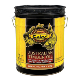 Cabot Australian Timber Oil Transparent Exterior Stain (Actual Net Contents: 640-fl oz)