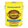 Cabot 5-Gallon Transparent Exterior Stain