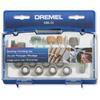 Dremel 31-Count Stone Multi-Bit Kit