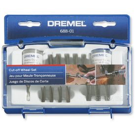 Dremel 69-Count Fiber Cutting Wheels
