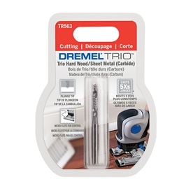 Dremel Trio Carbide Cutting Bit