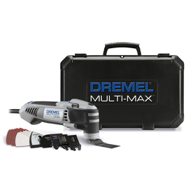 Dremel Series Number Of Pieces-Piece Corded 2.5-Amp-Volt Oscillating Tool Kit