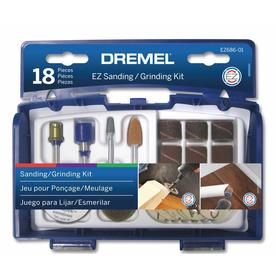 Dremel 18-Count Silicon Carbide Multi Bit Kits