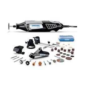 Dremel 4000 Series 39-Piece Variable Speed Multipurpose Rotary Tool Kit with Hard Case
