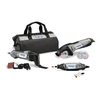Dremel 18-Piece Variable Speed Multipurpose Rotary Tool Kit with Soft Case