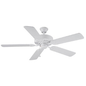 Harbor Breeze 52-in White Ceiling Fan ENERGY STAR