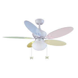 Harbor Breeze Analise 44-in Downrod Mount Indoor Ceiling Fan with Light Kit