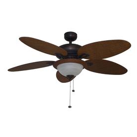 Harbor Breeze 52 Wicker Aged Bronze Ceiling Fan Questions