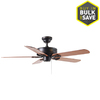 Harbor Breeze 52-in Classic Antique Bronze Ceiling Fan ENERGY STAR