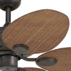 Harbor Breeze Tilghman 52-in Aged Bronze Downrod or Close Mount Indoor/Outdoor Ceiling Fan ENERGY STAR