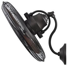 Harbor Breeze 18-in 3-Speed Oscillating Fan