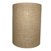 Portfolio 8-in H x 6-in W Burlap Fabric Mix and Match Mini Pendant Light Shade