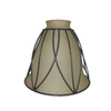 Portfolio 6-in Vanity Light Shade