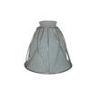 Portfolio 6-in Brushed Nickel Vanity Light Shade