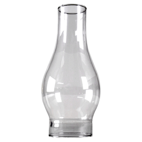 Litex Clear Round Glass Shade