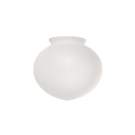 Litex Opal Round Frosted Glass Shade