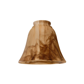 Litex Coffee Marble Lamp