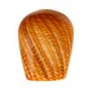 Portfolio 6-in H x 5-in W Caramel Scale Glass Mix and Match Mini Pendant Light Shade