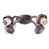 Harbor Breeze 4-Light Copperstone A-15 Medium Base Ceiling Fan Light Kit