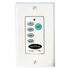 Harbor Breeze White 3-Speed  Combination Fan and Light Control