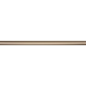 Harbor Breeze 12-in Brushed Nickel Downrod