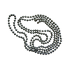 Harbor Breeze 3&#039; Beaded Chrome Pull Chain
