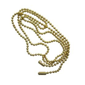 Harbor Breeze 3&#039; Beaded Brass Pull Chain