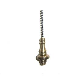 Harbor Breeze Antique Brass Pull Chain