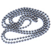 Harbor Breeze 36-in Dark Chrome Metal Pull Chain