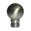 Portfolio Antique Brass Finial