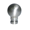 Portfolio Brushed Nickel Lamp Finial