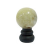 Portfolio Weathered Bronze Lamp Finial