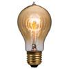 Litex Vintage 60-Watt Medium Base (E-26) Base Warm White Dimmable Decorative Incandescent Light Bulb