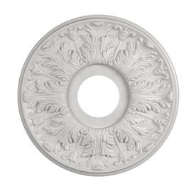 Portfolio White Ceiling Fan Medallion