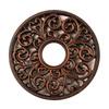 Portfolio Antique Bronze Medallion