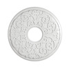 Portfolio White Ceiling Medallion