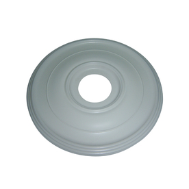 "Portfolio 16"" White Ceiling Medallion"