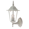 Portfolio 13-3/8-in Matte White Outdoor Wall Light