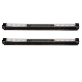 lowe s 2 litex sp 42bk solar powered led deck lights 12 34 lowe s. Black Bedroom Furniture Sets. Home Design Ideas