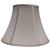 allen + roth 11-in x 15-in Gold Fabric Bell Lamp Shade
