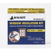 Frost King 42-in x 5.17-ft Clear Polyethylene Window Weatherstrip