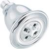 Delta H2Okinetic 3.8-in 2.0-GPM (7.6-LPM) WaterSense Showerhead