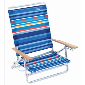 RIO Brands Extruded Aluminum Folding Chair